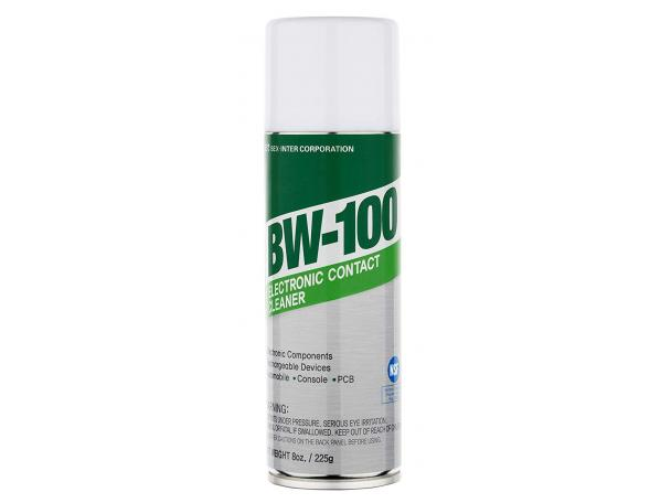 Free BW-100 Electronic Contact Cleaner!