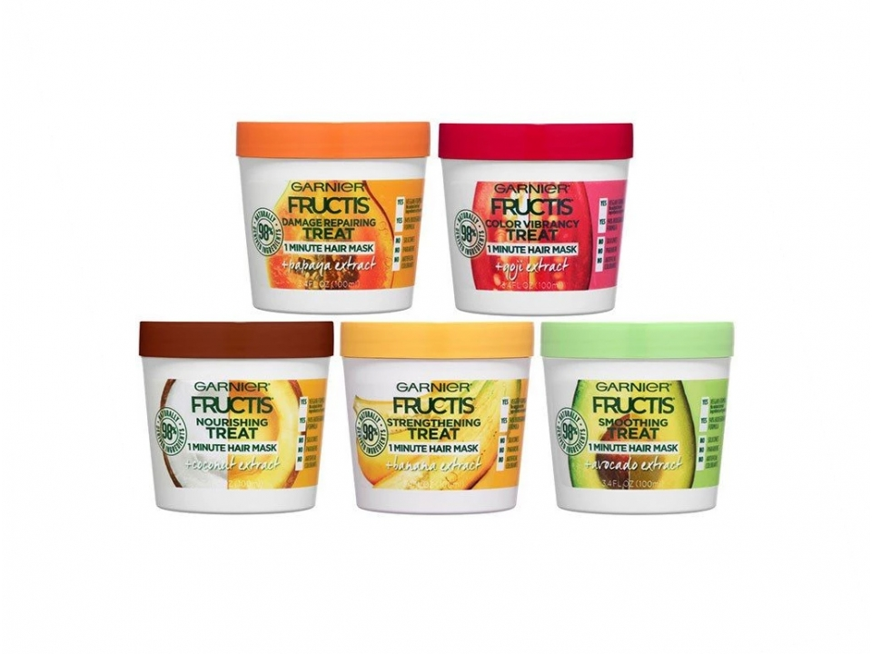 Free Garnier Fructis' First 1 Minute Hair Mask